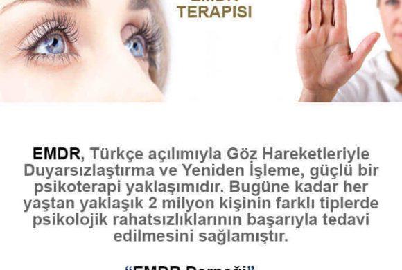 EMDR TERAPİSİ